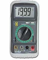 Manual Ranging Digital MultiMeter MV120 with Adjustable Viewing Angle Display